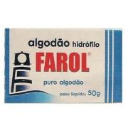 Algodão Farol Caixa 50gr