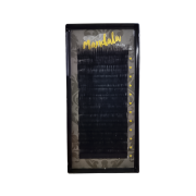 Cílios Fio A Fio Mandala Curvatura C 0.07 15 mm