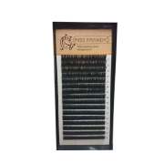 Cílios Miss Frandy Fio A Fio Curvatura D 0.20 10mm