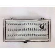 Cílios Tufos 10 mm com 60 tufos