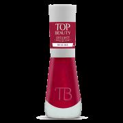 Esmalte Premium Cintilante Top Beauty 9ml Desejos
