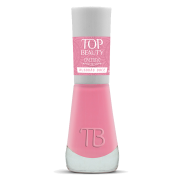 Esmalte Premium Cremoso Top Beauty 9ml Algodão Doce