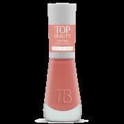 Esmalte Premium Cremoso Top Beauty 9ml Creme de Papaia