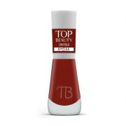 Esmalte Premium Cremoso Top Beauty 9ml Ameixa