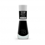 Esmalte Top Beauty Black Power