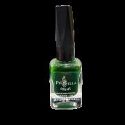 Esmalte Verde Carimbo Piu Bella