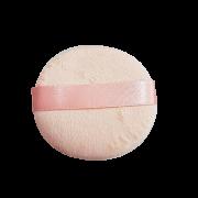 Esponja Chata Tamanho G para Maquiagem Facial Macia