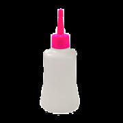 Frasco Multiuso Transparente Manicure e Pedicure 100ml