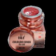 Gel Coleção Luxo Uv/Led Cover Peach 30 ml