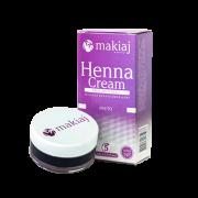 Henna Cream Makiaj Preto