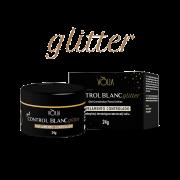 Novo! Lançamento Gel Control Glitter Blanc Vòlia 24g