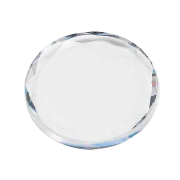 Pedra Transparente para Cola de Cílios