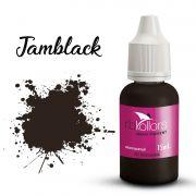 Pigmento Rb Kollors 15ml - Jamblack