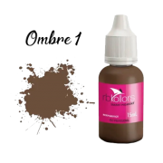 Pigmento Rb Kollors 15ml Ombre 1 - 15 ml