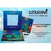 Quarteto De Sombra Ludurana Fundo do Mar - 4g