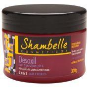 Shambelle Desoxil 2 em 1 Queratina 300g