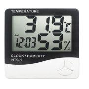 Termo Higometro Digital Temperatura e Umidade
