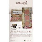 Trio Iluminador Ludurana 02