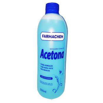Acetona Dermachem 500 ml