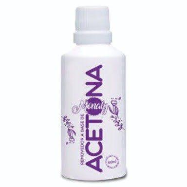 Acetona Monally - 100 ml