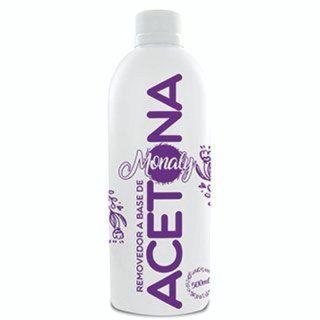 Acetona Monally - 500 ml