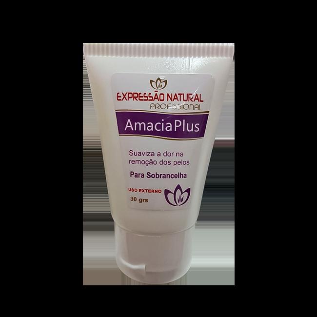 Amacia Plus para Sobrancelhas Expressão Natural  30g