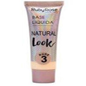 Base Liquida Ruby Rose Nude 3