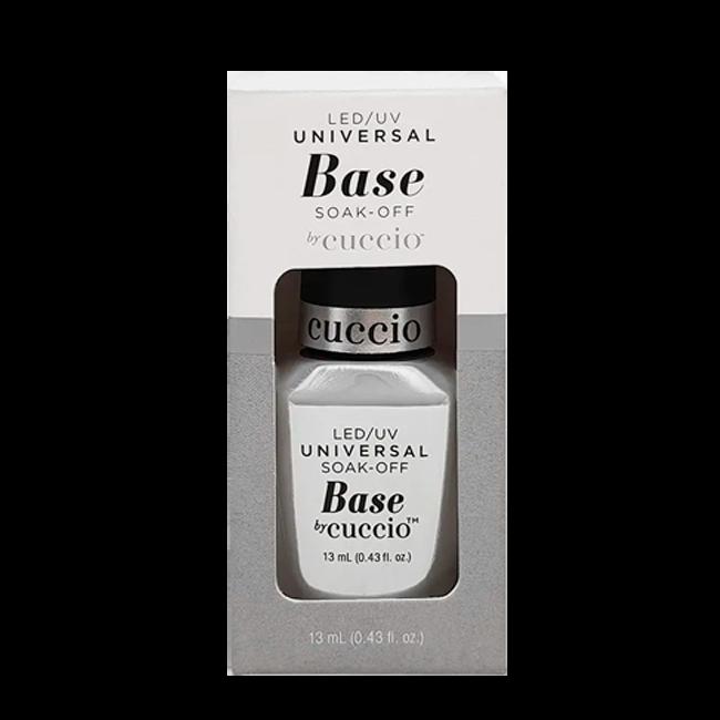 Base Universal Cuccio Camada Perfeita Para Esmaltação Led Uv