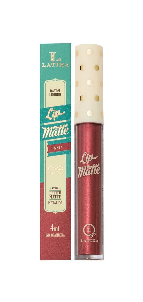 Batom Latika Lip Matte n°41