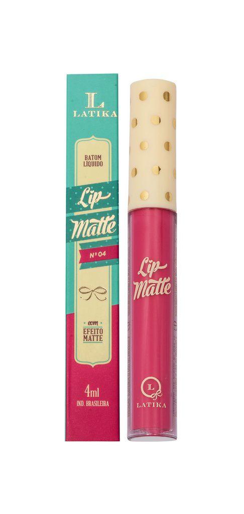 Batom Latika Lip Matte n°4