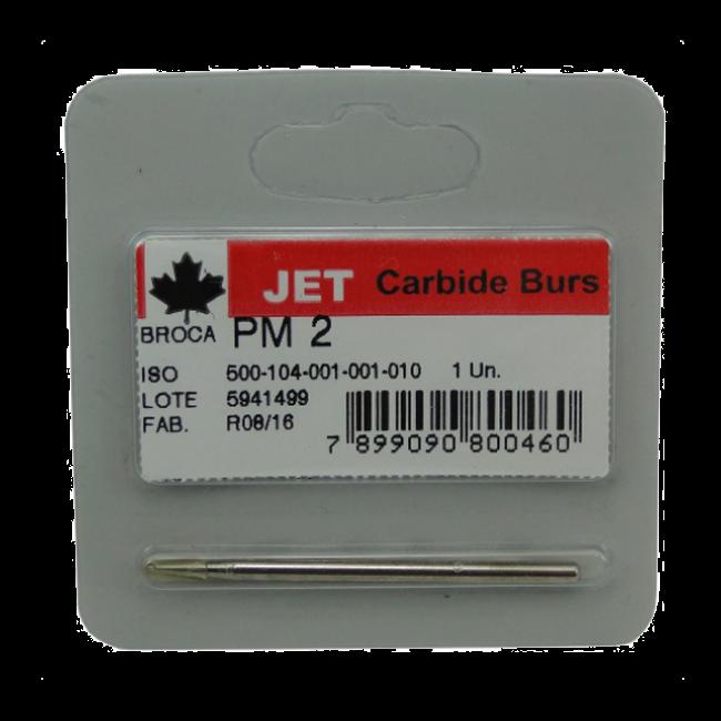 Broca Jet Carbide Pm 44mm N° 0004