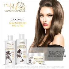 Condicionador Coconut Nutriminas 300ml
