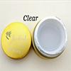 Clear Fan Nails