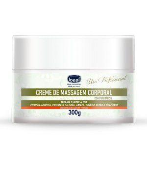 Creme De Massagem Corporal Coco E Vitamina Ideal