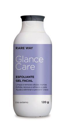 Esfoliante Facial Glance Care 120ml