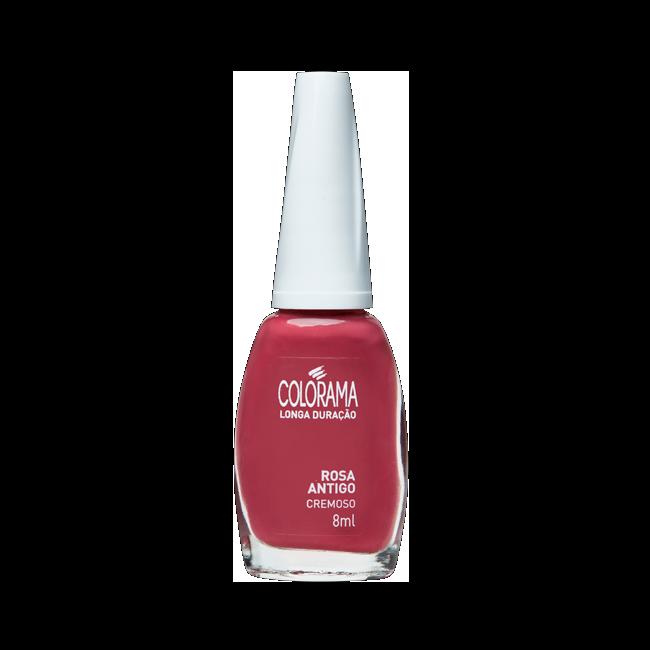 Esmalte Colorama Rosa Antigo 8ml