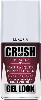 Esmalte Crush Efeito Gel Look Luxuria