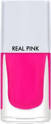 Esmalte Crush Efeito Gel Look Real Pink