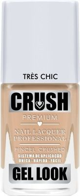 Esmalte Crush Efeito Gel Look Três Chic