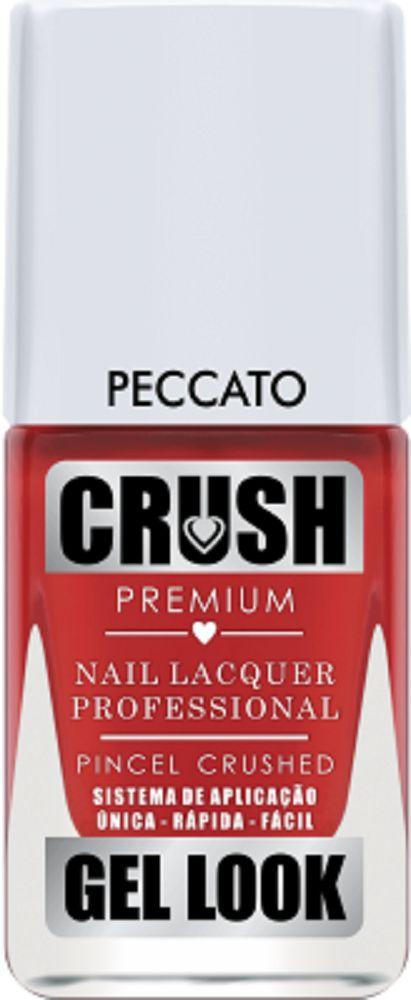 Esmalte Crush Efeito Gel Look Peccato