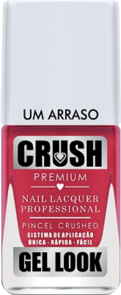 Esmalte Crush Efeito Gel Look Um Arraso