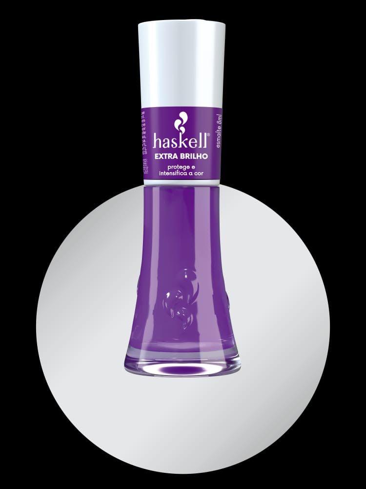 Esmalte Haskell Extra Brilho