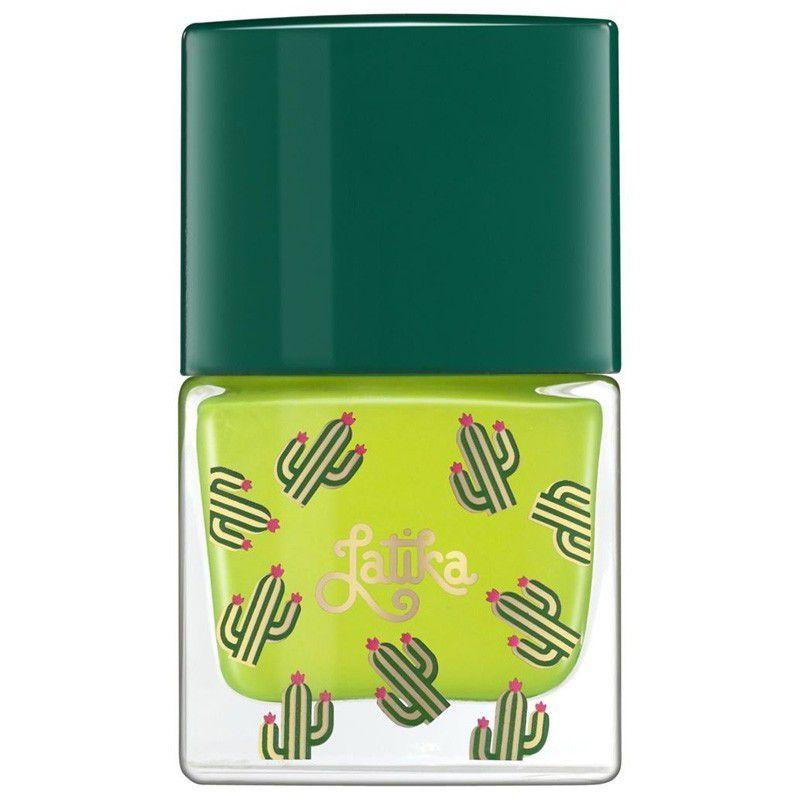 Esmalte Latika Coleção Cactus Polen Fluor