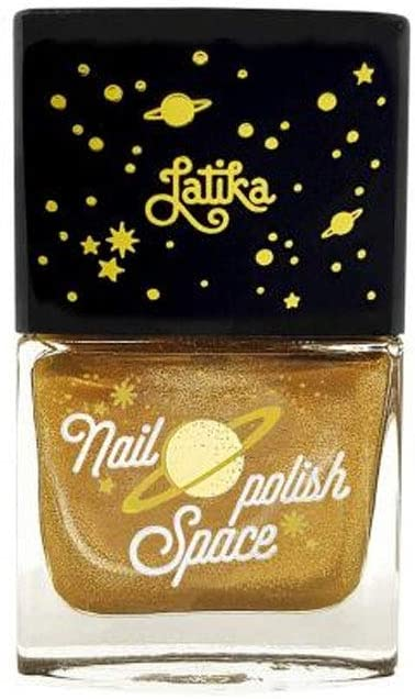 Esmalte Latika  Space Golden Sun