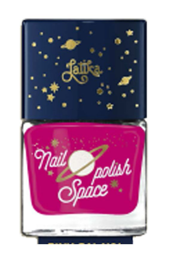 Esmalte Latika Space Pink Galaxy