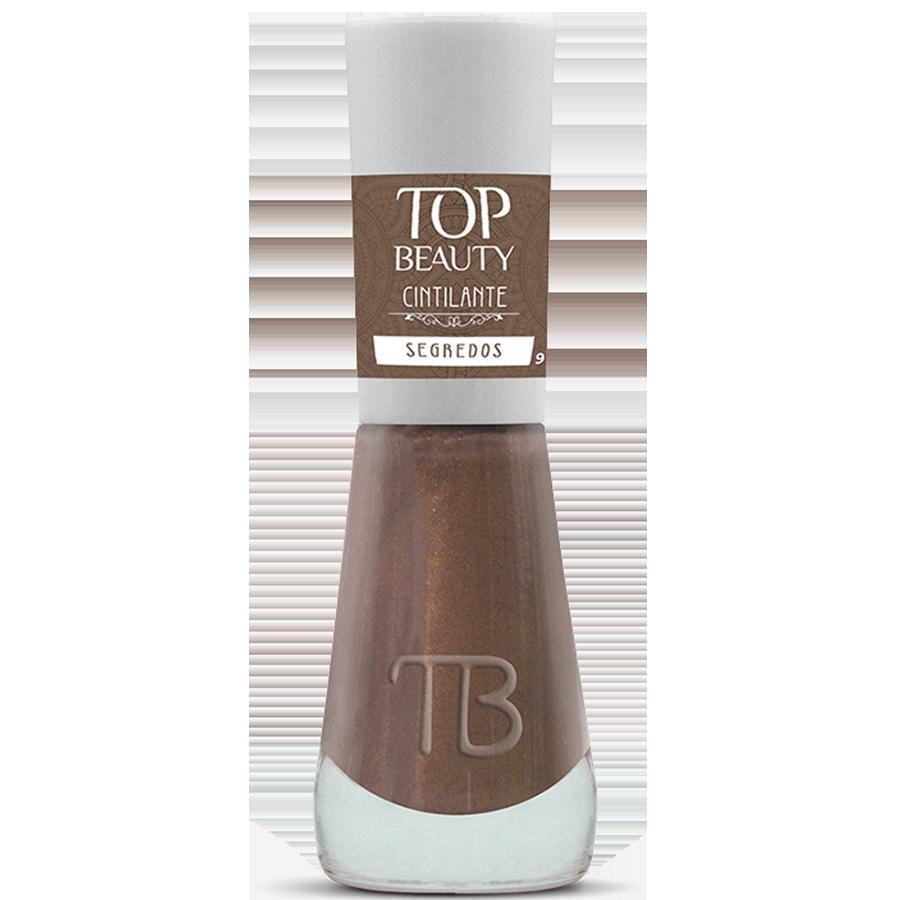 Esmalte Premium Cremoso Top Beauty 9ml Segredos