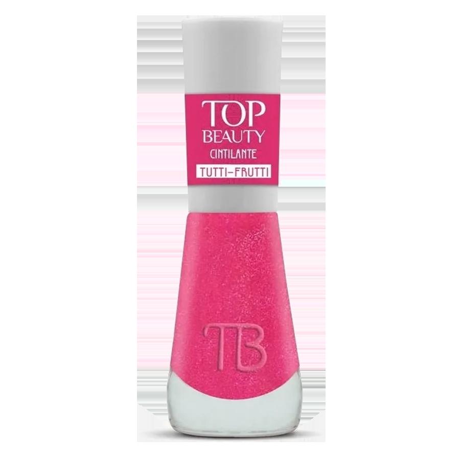 Esmalte Premium Cremoso Top Beauty 9ml Tutti- Frutti