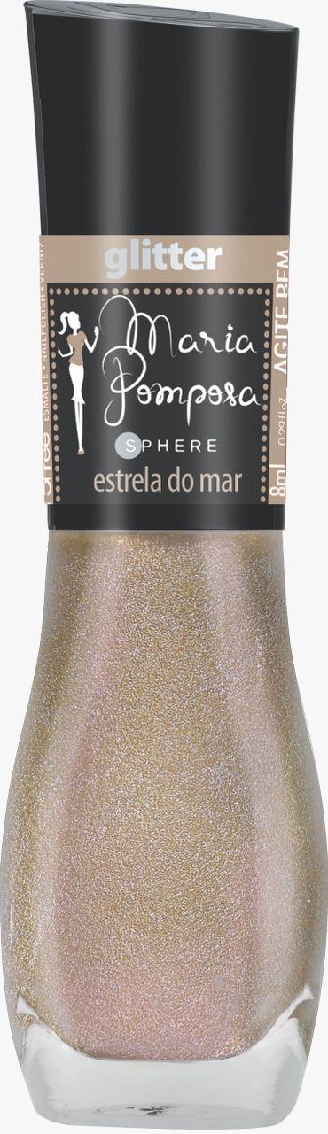 Esmalte Maria Pomposa Estrela do Mar