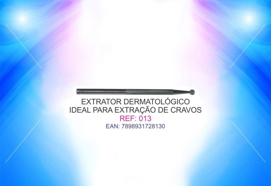 Extrator Dermatológico Para Cravos