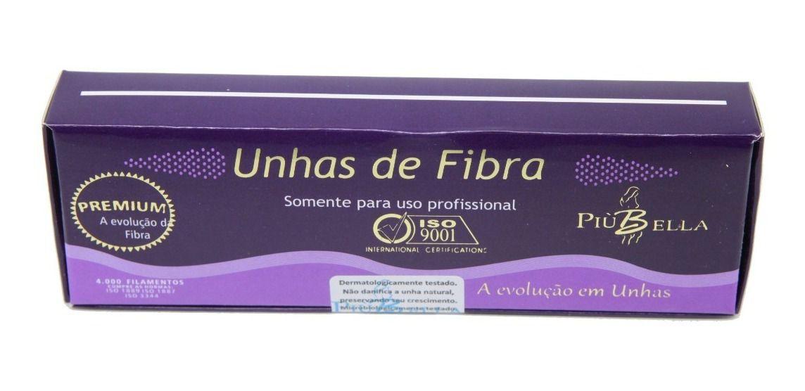 Fibra De Vidro Premium 100 unidades